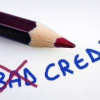 Find a company that works with bad credit borrowers who can verify employment.