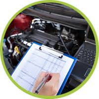 get your car inspected to get a better finance rate